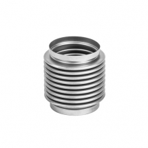 Axial expansion joint of stainless steel