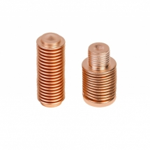 Metal bellows made of bronze for control applications