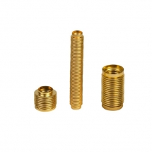 Brass bellows as stem seal for bellows valves
