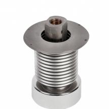 Composant de soufflet fabriqué par un autre fournisseur avec un soufflet ondulé Mera Bellows en acier inoxydable