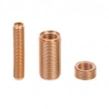 Metall- Faltenbälge in Berylliumkupfer