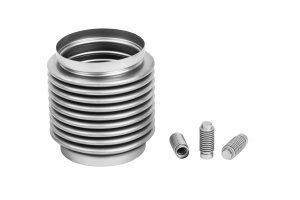 Stainless steel precision bellows for pressure switch applications