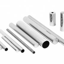 Tubos de precisión y casquillos de acero inoxidable y pared delgada